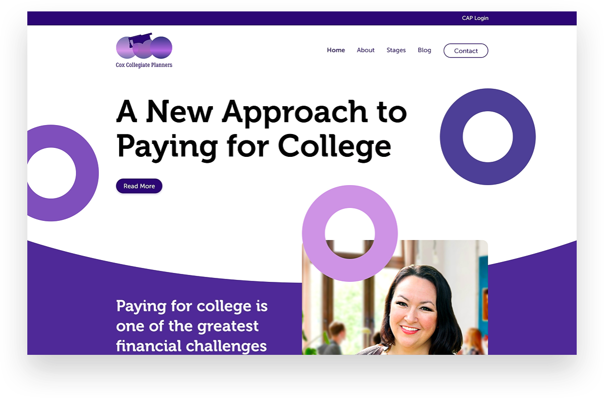 Cox College Planners
