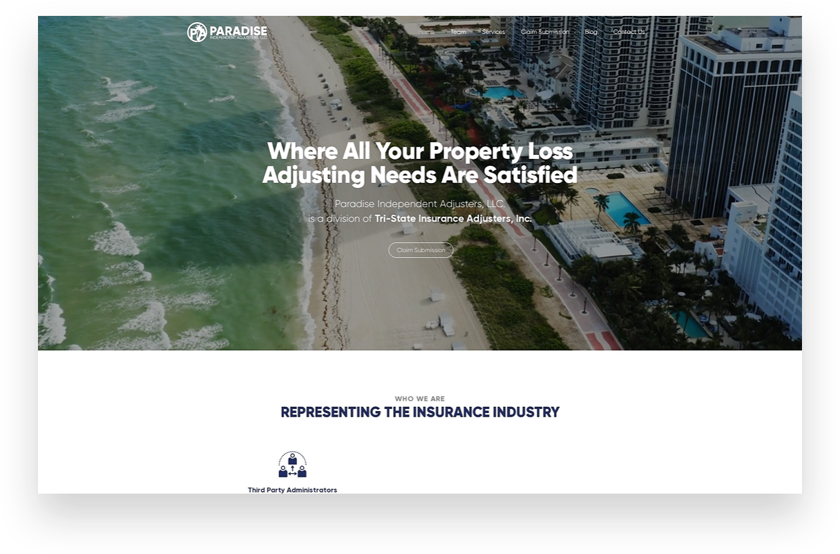 Paradise Independent Adjusters
