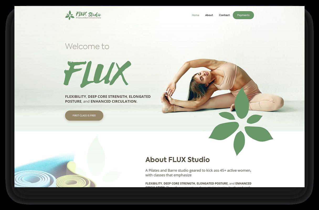 The Flux Studio