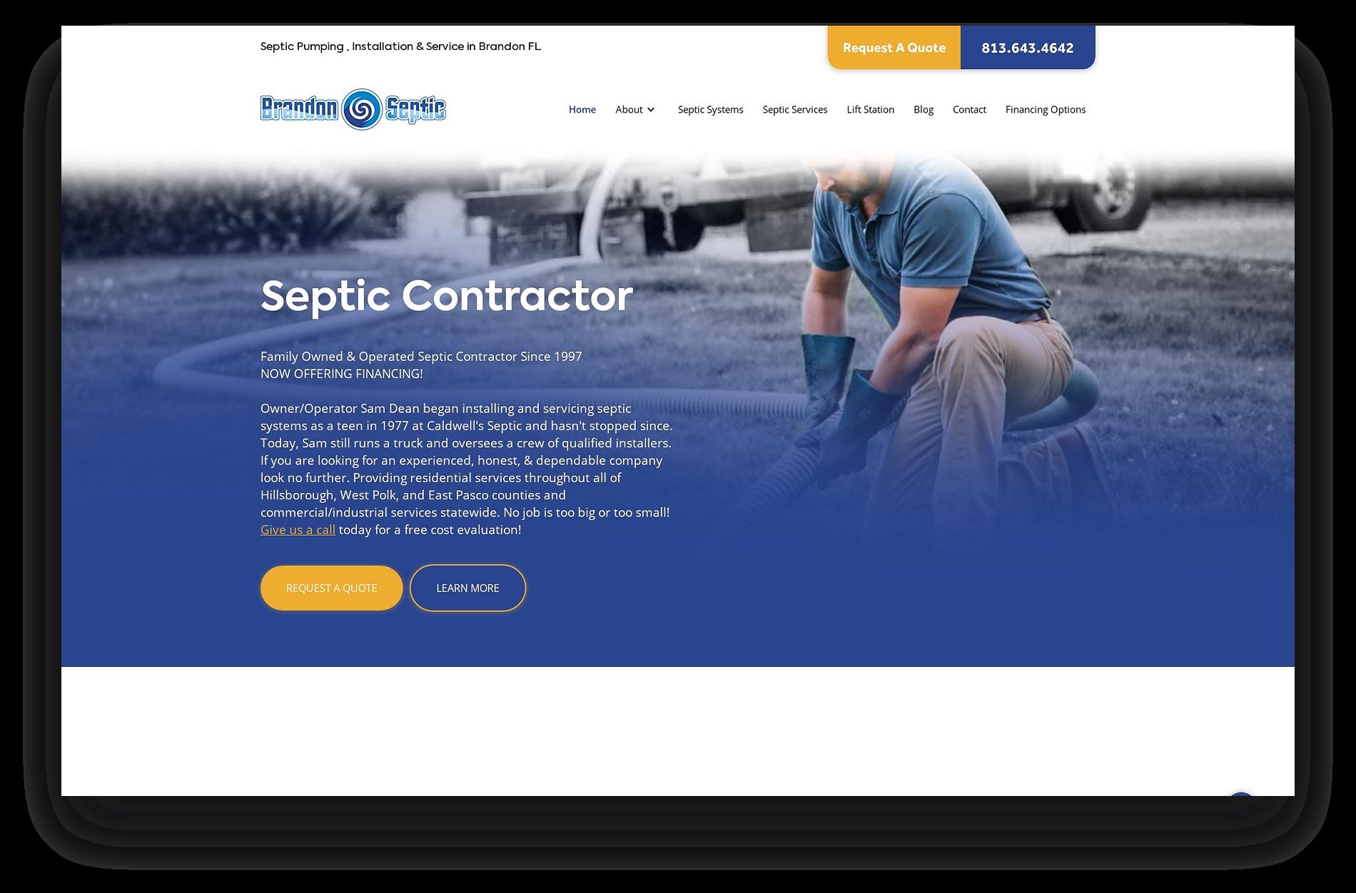 Brandon Septic Services